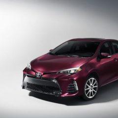 2017 Toyota Corolla 50 Aniversario