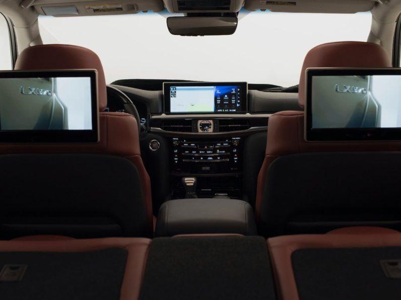 Lexus LX 570 Luxury High-End Crossover