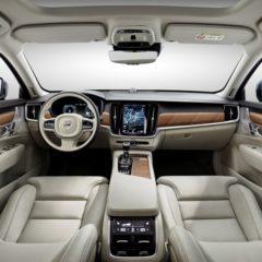 Interior Blond Volvo S90/V90